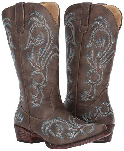 Roper Riley Boot, D US