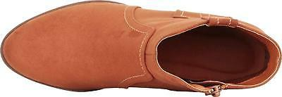 Cambridge Women's Stitched Low Ankle Boot