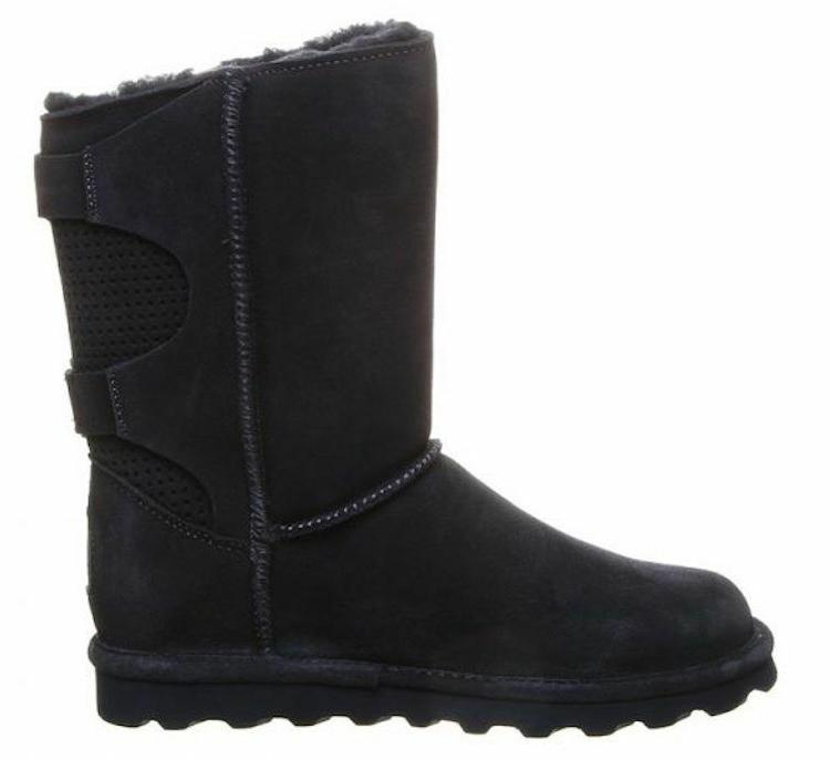 Womens Bearpaw Clara Winter Boots Wet Technology