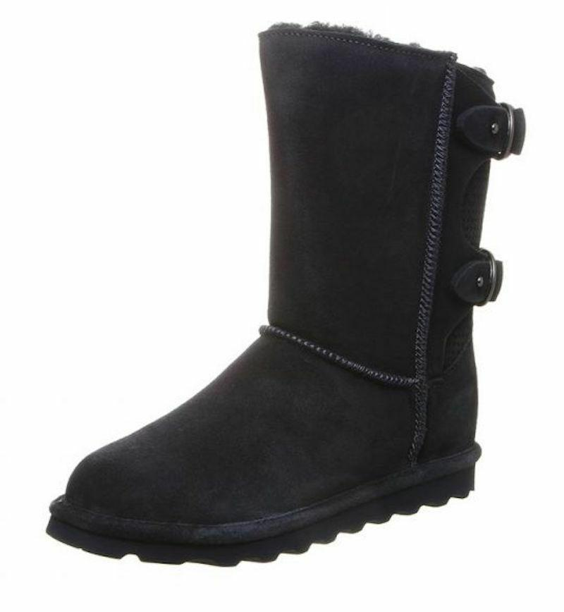 womens clara navy winter boots never wet