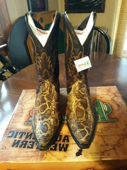 Lardeo western boots men 11.5D New condition