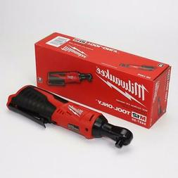 "Milwaukee 2457-20 M12 Cordless 3/8"" Sub-Compact 35 ft-Lbs 25"