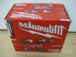 Milwaukee 2691-22 M18 Cordless Drill Driver/Impact Driver Ch
