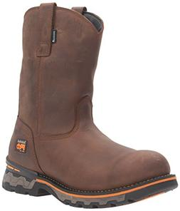 Timberland PRO Men's Ag Boss Soft Toe Waterproof Pull-on Ind