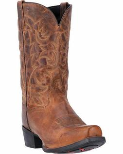 3a34c3ef216 MEN'S LAREDO BRYCE WESTERN BOOTS BROWN L...