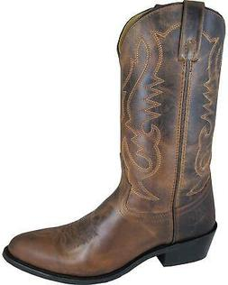 Smoky Mountain Men's Denver Cowboy Boot - Medium Toe - 4435