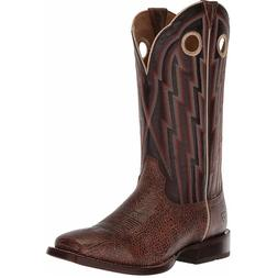 Ariat® Men's Fast Action Dright & Cowboy Cocoa Western Boot