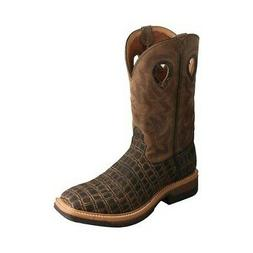 Twisted X Boots Men's   MLCA003 Lightweight Alloy Toe Cowboy
