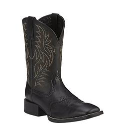 Ariat Men's Sport Western Cowboy Boot, Black, 11 D US