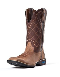 Cinch Men's WRX Commander, Tan/Brown, 9 EE US