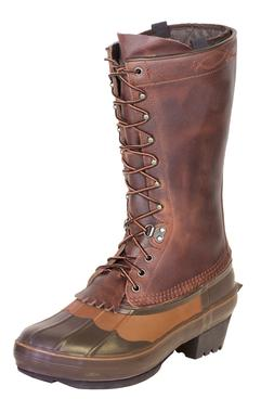 "New Kenetrek 13"" Cowboy Brown Lace Boots KE-3429-K All Whole"