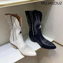 SUOJIALUN New Brand Embroidered Western <font><b>Cowboy</b><