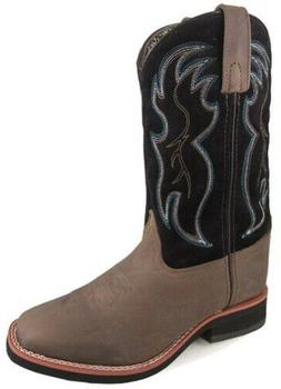 NEW! Ladies Smoky Mountain Boots - Western Cowboy - Leather