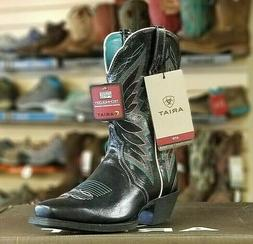 "*NIB* Women's Ariat Western Boots 10018571 - 10"" Autry Old B"