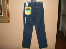 NWT MENS VINTAGE COWBOY CUT WRANGLER JEANS FITS OVER BOOTS S