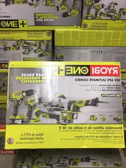 Ryobi P884 One+ Combination Lithium Ion