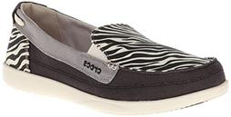 walu wild graphic loafer