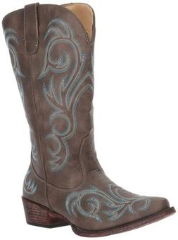 women s riley western boot
