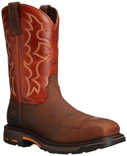 Workhog Square Toe Steel Toe Boot  10006961